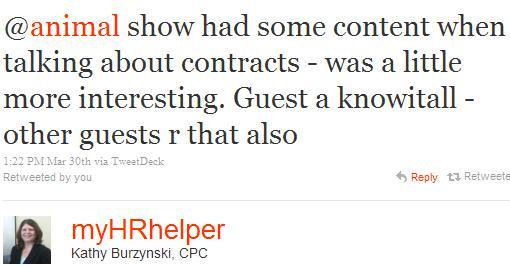 Twitter - Kathy Burzynski, CPC- @animal show had some cont ...SMALL_53145089282818048-110330