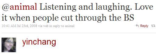 Twitter - yinchang- @animal Listening and laug ...SMALL_866165575-081223