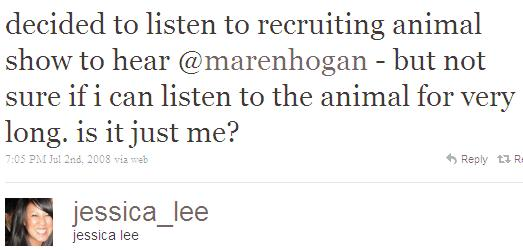 Twitter - jessica lee- decided to listen to recru ...SMALL_848801693-080702