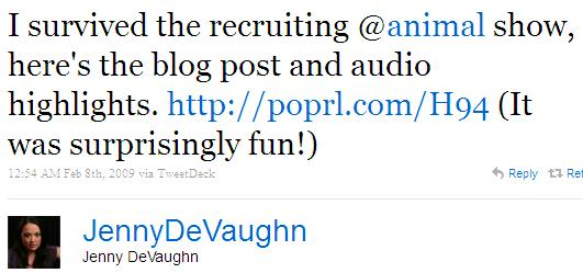 Twitter - Jenny DeVaughn- I survived the recruiting ...SMALL_1188239244-090208