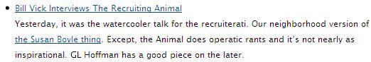 John Sumser_com Animal Bill Vick -_090416