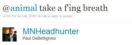 Twitter - Paul DeBettignies- @animal take a f'ing breath_SMALL_848541381-080702