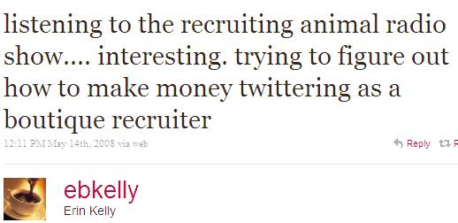 Twitter - Erin Kelly- listening to the recruitin ...SMALL_811215390-080514