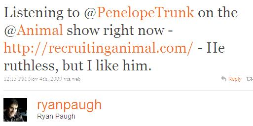 Twitter - Ryan Paugh- Listening to @PenelopeTrun ..SMALL_5425084012-091104
