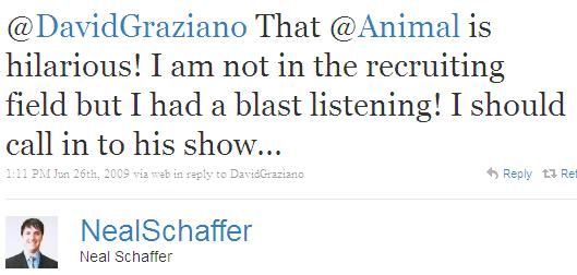 Twitter - Neal Schaffer- @DavidGraziano That @Anima ...SMALL_2346656922-090726