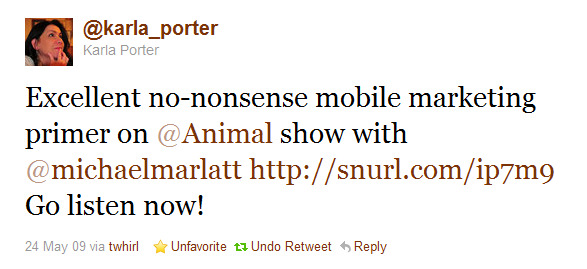 Twitter - @karla_porter- Excellent no-nonsense mobi ..._1906794804-090524