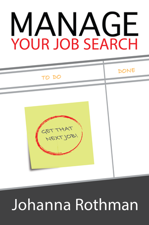 Rothman manage your job search