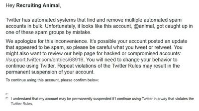 14 10 31 Twitter Suspended My Account Suspends