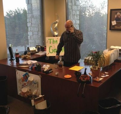 Jeff Chaponick on phone